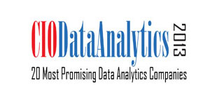20 Most Promising Data Analytics Companies - 2013