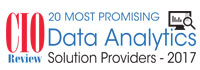 20 Most Promising Data Analytics Solution Providers - 2017